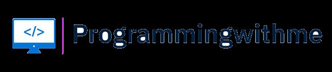 Programmingwithme